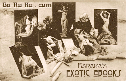 Vintage erotic photo ebooks Ba-Ra-Ka.com